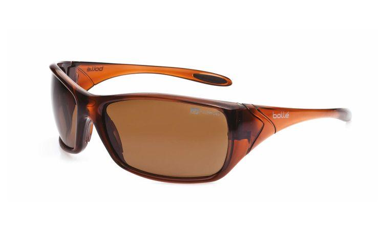 Bolle Voodoo Brown Polorised Glasses