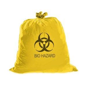 Biohazard Waste Bag 27L