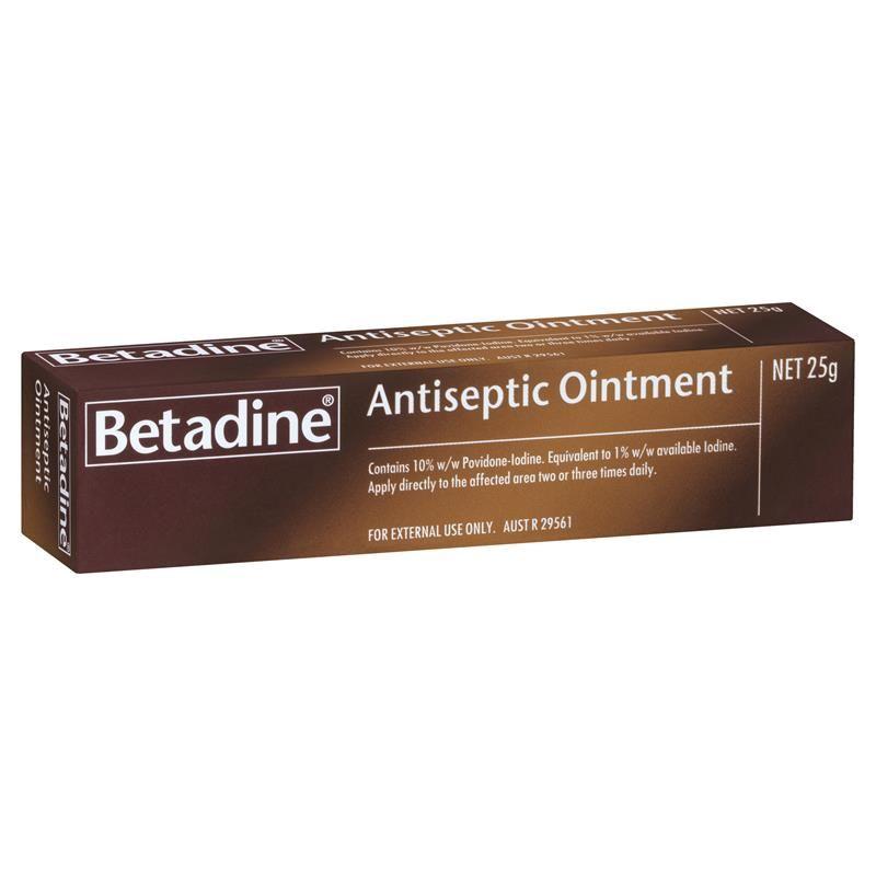 Betadine Antispetic Ointment 25g