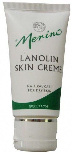 Merino Lanolin Skin Creme 50ml