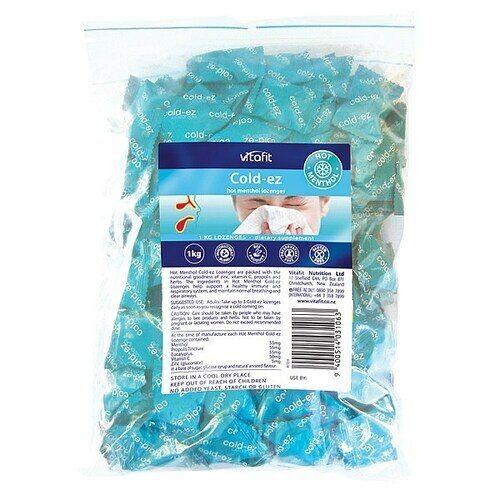 Vitafit Cold-ez Lozenges 1kg Pack
