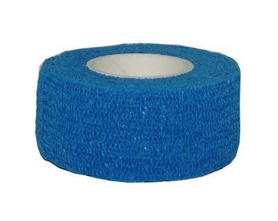 Cohesive Bandage Blue 2.5cm