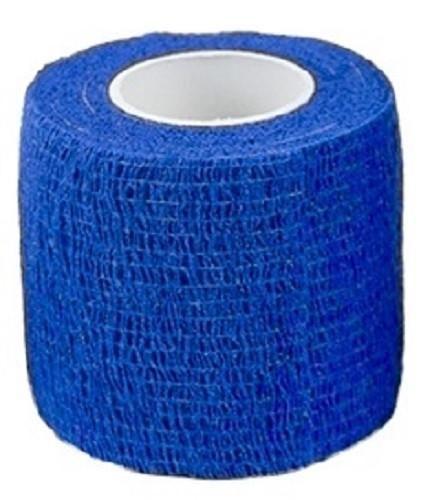 Cohesive Bandage Blue 5cm