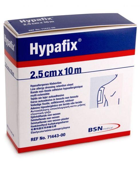 Hypafix Adhesive Non-Woven Fabric Bandage Roll 2.5cm x 10m