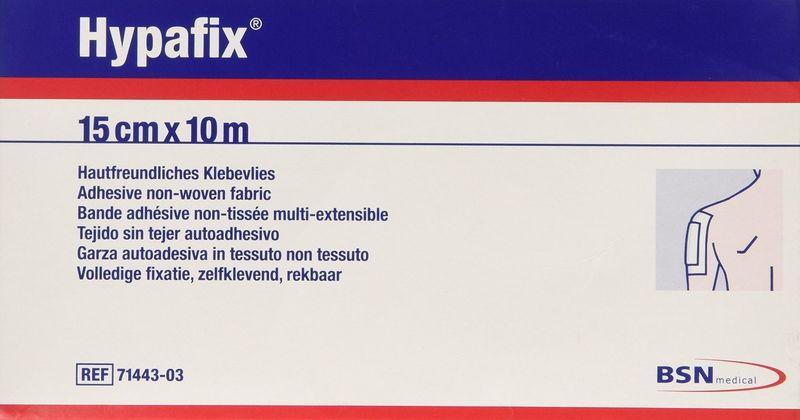 Hypafix Adhesive Non-Woven Fabric Bandage Roll 15cm x 10m
