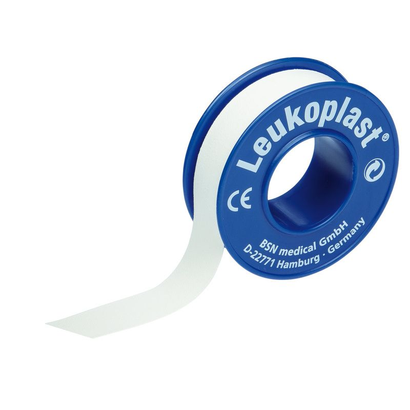 Leukoplast 2321 Waterproof Tape White 1.25cm x 5m