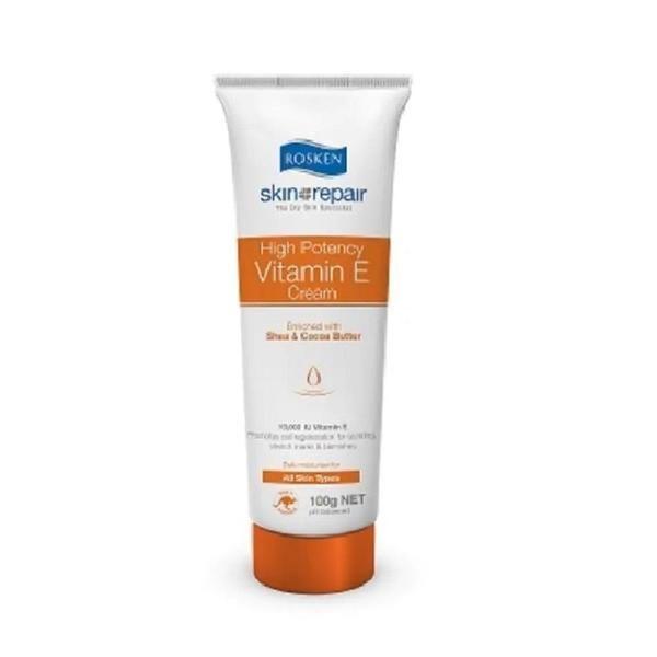 Rosken Skin Repair Vitamin E 75g