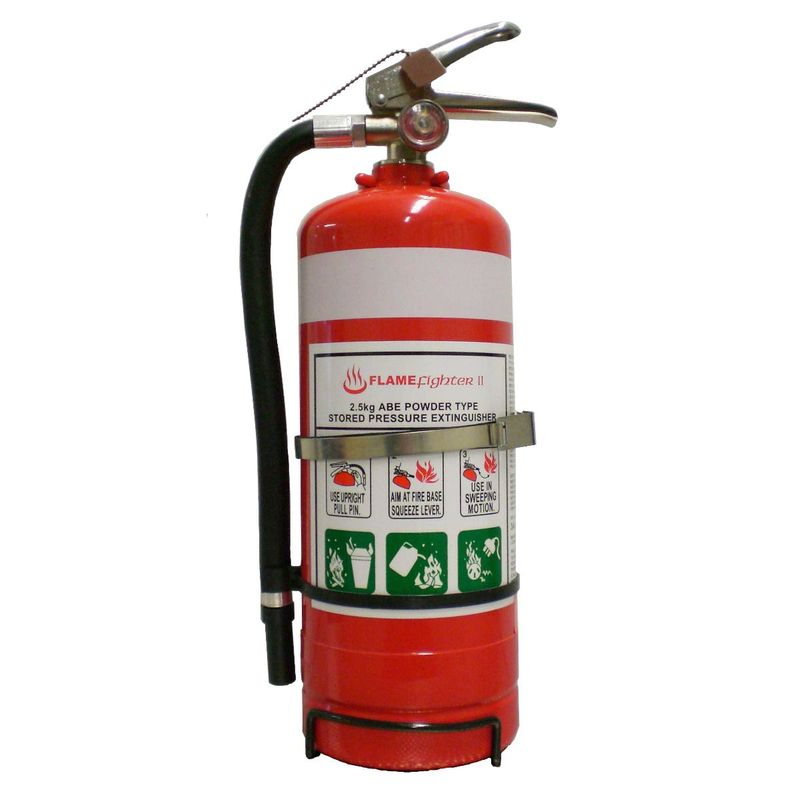 Flamefighter ABE Dry Powder Fire Extinguisher 2.5kg