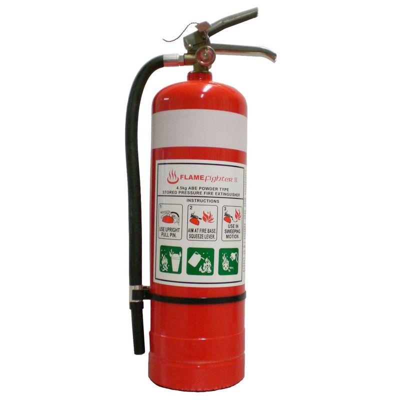 Flamefighter ABE Dry Powder Fire Extinguisher 4.5kg