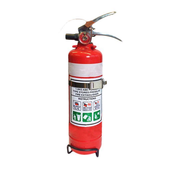 Flamefighter ABE Dry Powder Fire Extinguisher 1kg