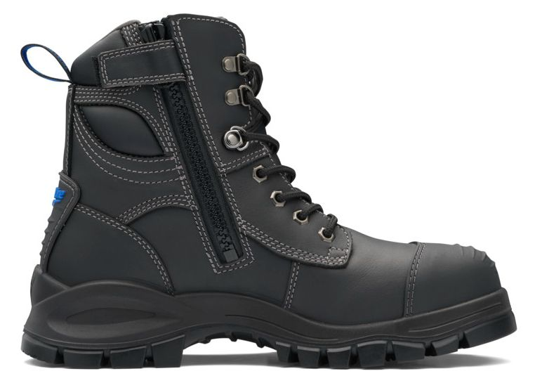 Blundstone  997 Lace-up Side Zip Boot