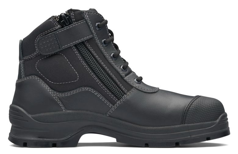 Blundstone  319 Lace-up Side Zip Boot