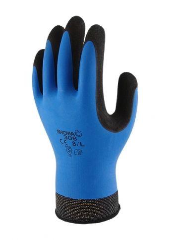 Lynn River Showa 306 Full Latex Foam Grip Gloves