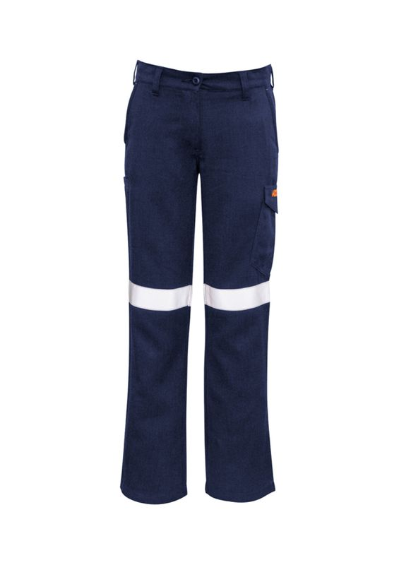 Syzmik Womens Fire Resistant Taped Cargo Pant
