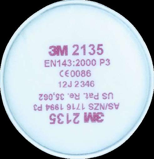 3M Particulate Filter (P2/P3)