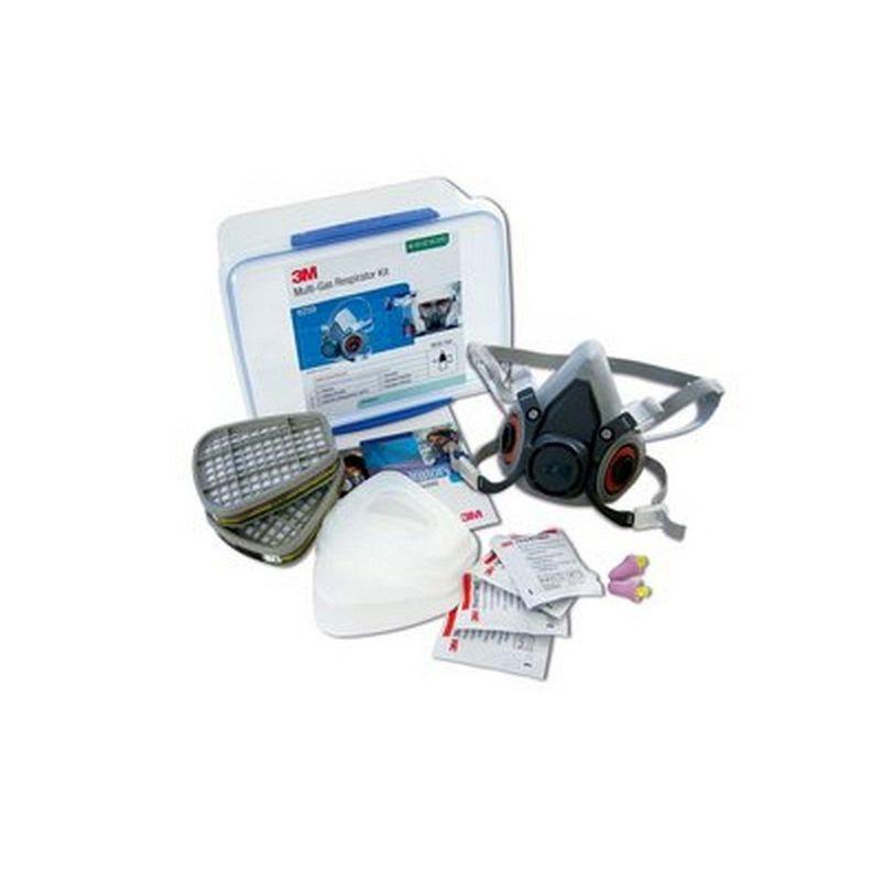 3M Multi-Gas Respirator Starter Kit
