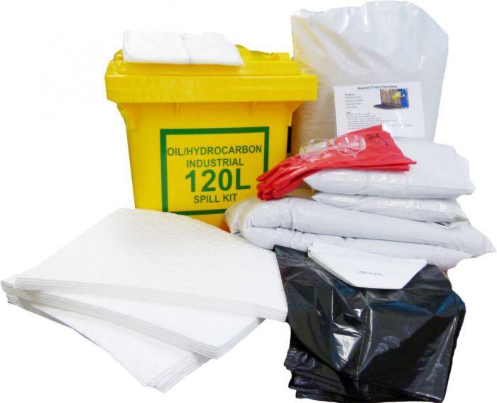 Help-It Oil Spill Kit 120L