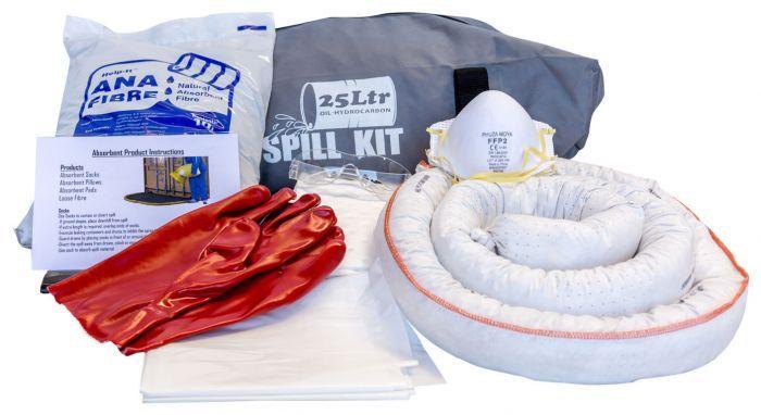 Help-It Oil Spill Kit 25L