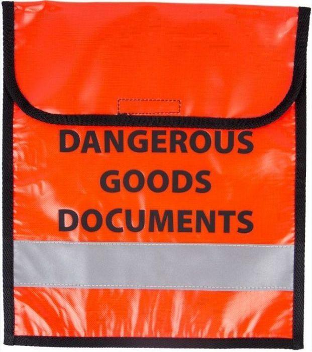 QSI Dangerous Goods Bag/Satchel