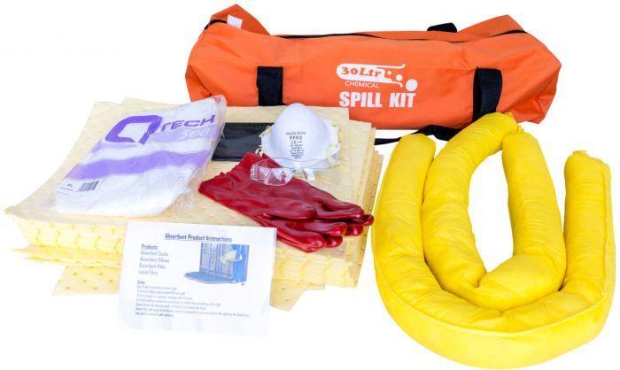 Help-It Chemical Spill Kit 30L