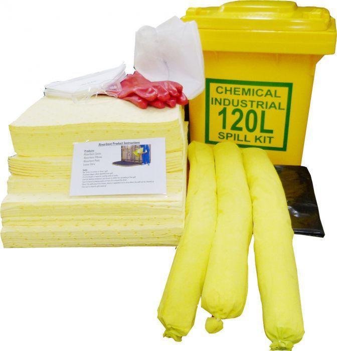 Help-It Chemical Spill Kit 120L