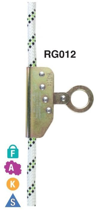 QSI Rope Grab - Suitable for Rope 11-12mm thick