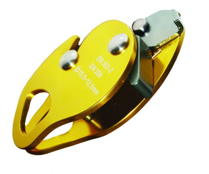 QSI Aluminium Rope Grab Easily Removed from Rope