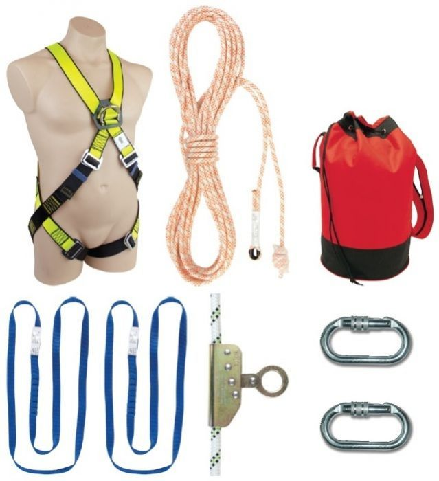QSI Commercial Roofing Kit - Kernmantle Rope