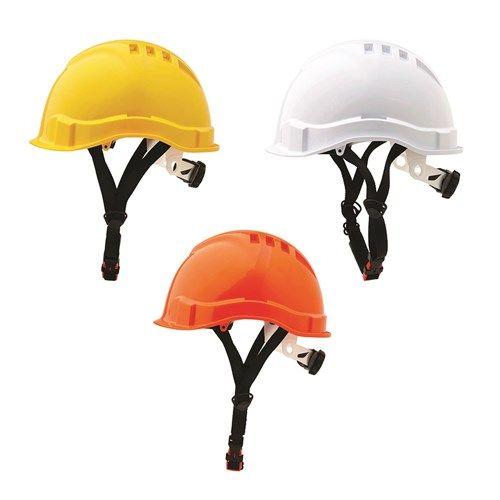 Pro Choice V6 Hard Hat Vented Micro Peak Ratchet Harness