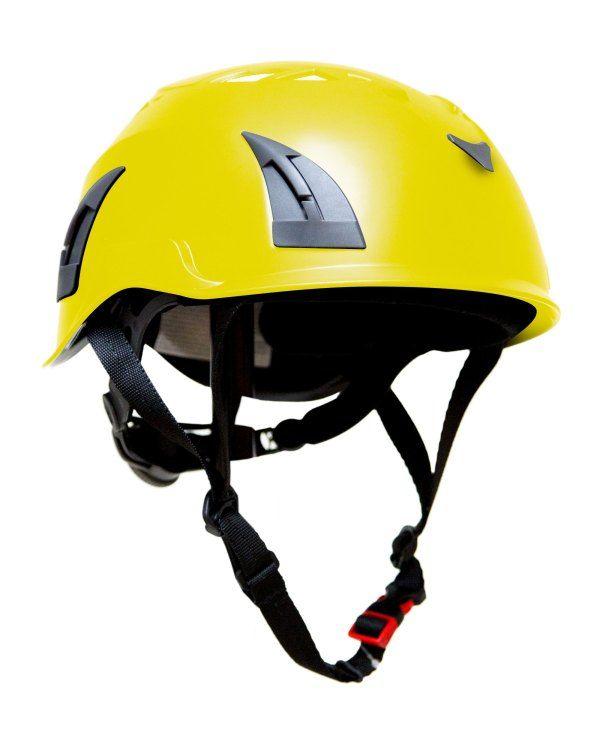 QTECH Industrial Plugged Helmet