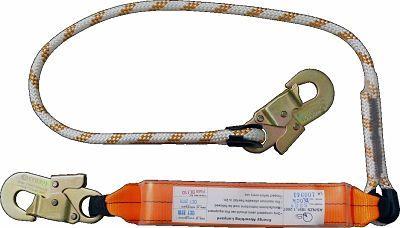 QSI Kermantle Lanyard Double Action Hook