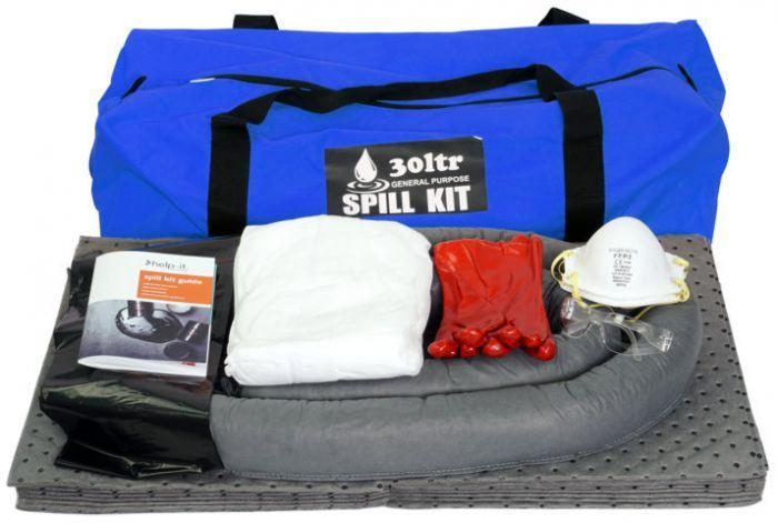 Help-It General Purpose Spill Kit 30L