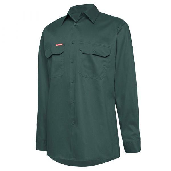 Yakka 7500 Cotton Drill Long Sleeve Shirt