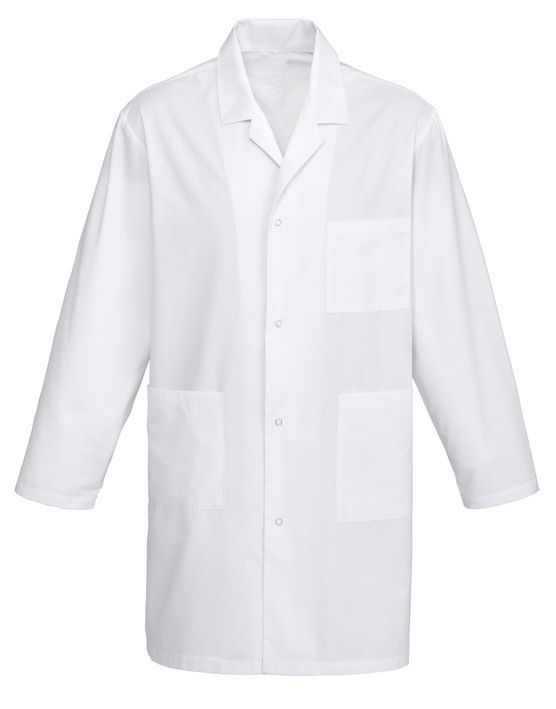 Fashion Biz Unisex Classic Lab Coat