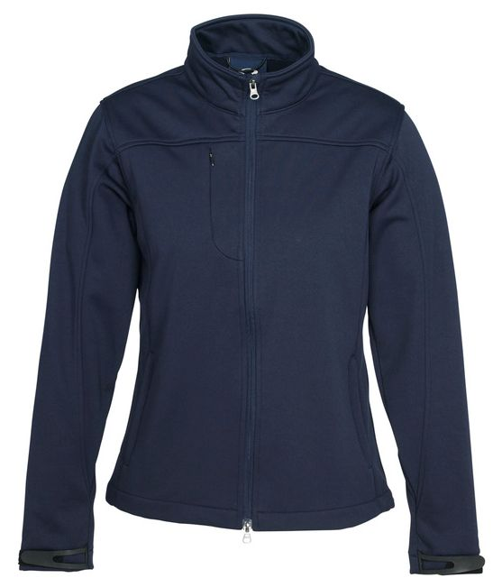 Fashion Biz Ladies Soft Shell Jacket