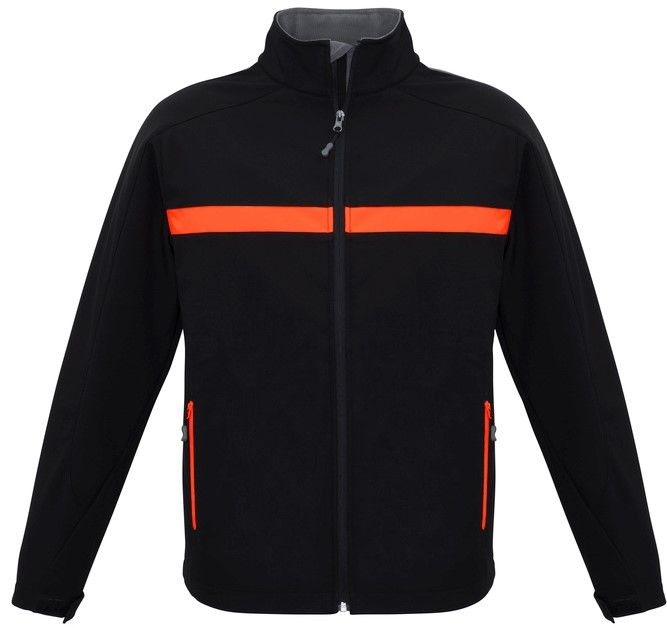 Fashion Biz Unisex Charger Jacket