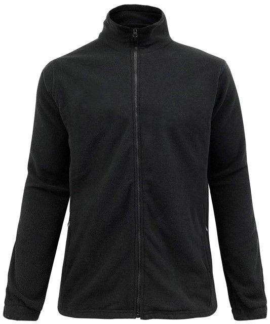 Fashion Biz Plain Microfleece Ladies Jacket