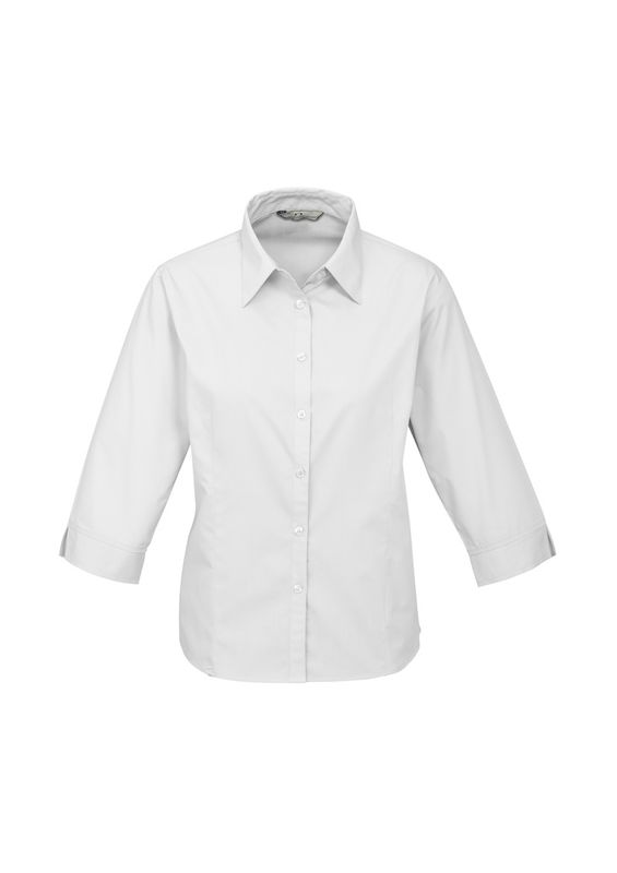 Fashion Biz Ladies Base 3/4 Sleeve Shirt