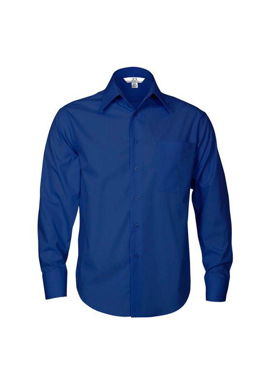 Fashion Biz Mens Metro Long Sleeve Shirt