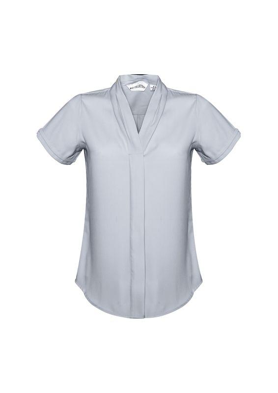 Fashion Biz Ladies Madison Short Sleeve Shirt