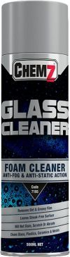 Chemz Glass and Screen Cleaner 500ml