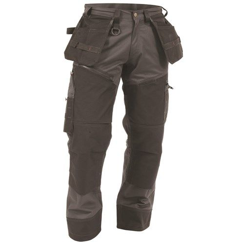 Bison Craftsman 280gsm Polycotton Multipocket Trouser