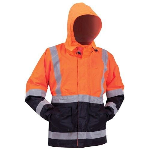 Bison Stamina Day/Night 5 In 1 Jacket/Vest Combo