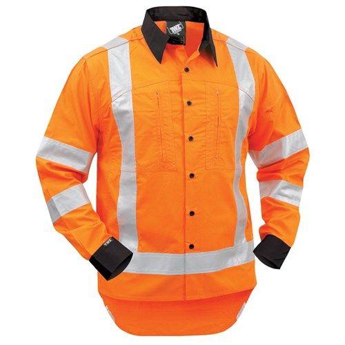 Bison TTMC Lightweight Ripstop Cotton Shirt