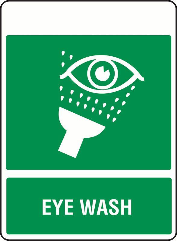 Eye Wash PVC