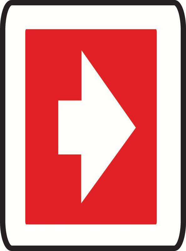 (Right Arrow) PVC