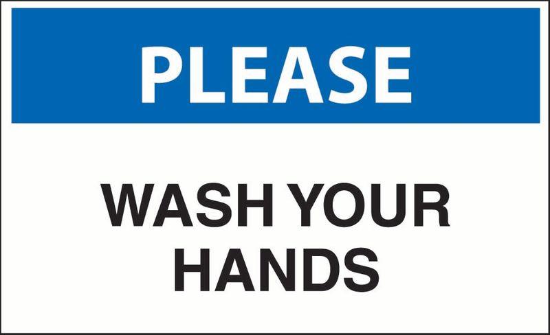 Please Wash Your Hands ACM