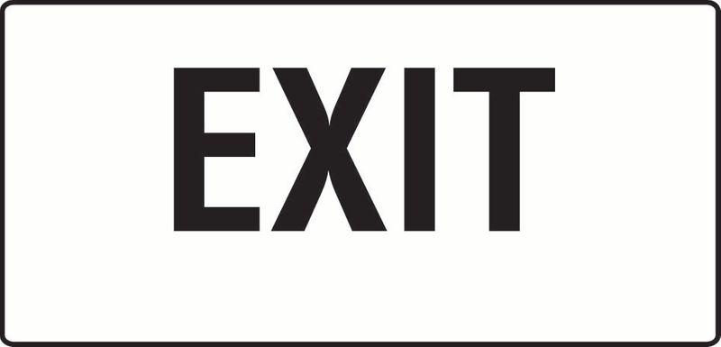 Exit Coreflute