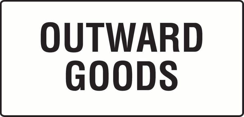 Outward Goods Coreflute