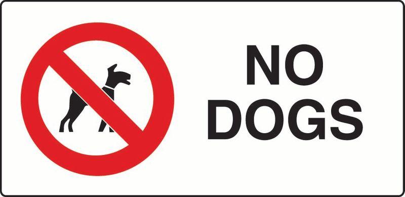 No Dogs ACM